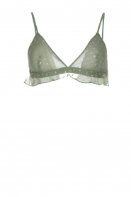 Love Stories | Kanten bralette Miss Daisy | green  | Afbeelding 1