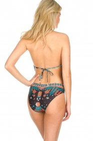 Hipanema |  Printed swimsuit Tequilla | black  | Picture 4