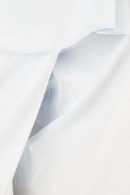 Set | Off-shoulder jurk Cilla | blauw  | Afbeelding 6