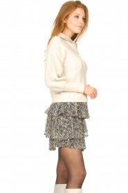 Sofie Schnoor    Skirt with print Lica   black    Picture 6