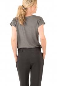 Dante 6 | T-shirt Milly | grijs   | Afbeelding 5