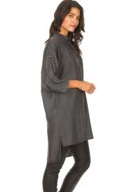 Sofie Schnoor    Denim tunic dress Everlyn   black    Picture 5