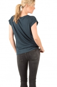 Dante 6 | T-shirt Milly | blauw   | Afbeelding 5