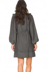 Sofie Schnoor    Denim dress Coral   grey    Picture 6
