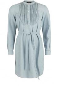 Set | Denim jurk Bridget | blauw  | Afbeelding 1