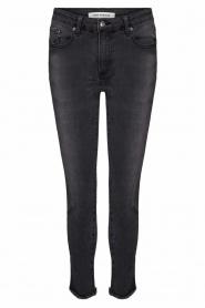 Sofie Schnoor    High waist stretch jeans Julia   black    Picture 1