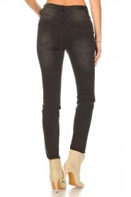 Sofie Schnoor    High waist stretch jeans Julia   black    Picture 8