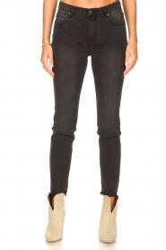 Sofie Schnoor    High waist stretch jeans Julia   black    Picture 6