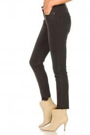 Sofie Schnoor    High waist stretch jeans Julia   black    Picture 7