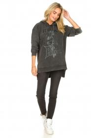 Sofie Schnoor    High waist stretch jeans Julia   black    Picture 2