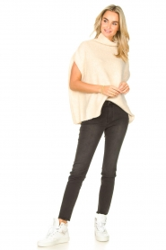 Sofie Schnoor    High waist stretch jeans Julia   black    Picture 4