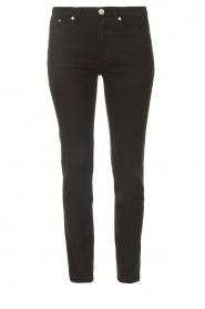 Sofie Schnoor |  Skinny jeans Reese | black  | Picture 1