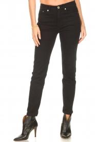 Sofie Schnoor |  Skinny jeans Reese | black  | Picture 5