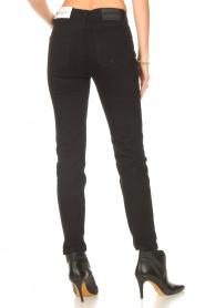 Sofie Schnoor |  Skinny jeans Reese | black  | Picture 7