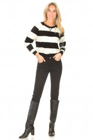 Sofie Schnoor |  Skinny jeans Reese | black  | Picture 4