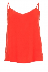 Des Petits Hauts |  Sleeveless top Tulyss | red