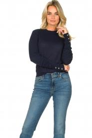 Liu Jo | Sweater Gio | blue  | Picture 2