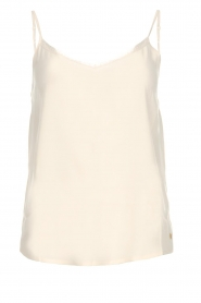 Des Petits Hauts |  Sleeveless top Tulyss | natural  | Picture 1