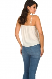 Des Petits Hauts |  Sleeveless top Tulyss | natural  | Picture 5