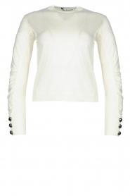 Liu Jo |  Sweater Gio | naturel  | Picture 1