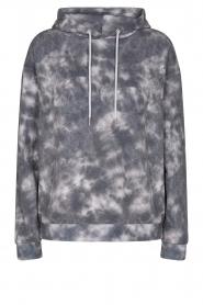 Sofie Schnoor |  Tie dye sweater Dalaila | grey  | Picture 1