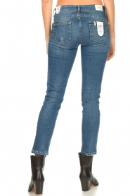 Liu Jo | Jeans with pearls Flavia | blue  | Picture 7