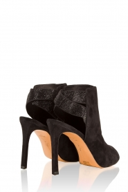 Suede pumps Lola | black