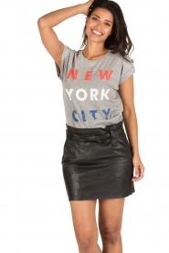 Set | T-Shirt NYC | grijs  | Afbeelding 2
