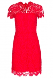 Set | Kanten jurk Belle | rood  | Afbeelding 1