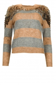 Liu Jo | Sweater with sequins Nina | multi  | Picture 1