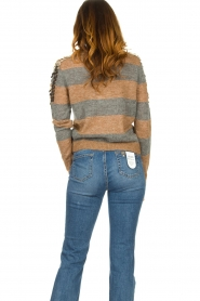 Liu Jo | Sweater with sequins Nina | multi  | Picture 6