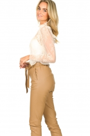 Sofie Schnoor    Lace top Vienne   natural    Picture 6
