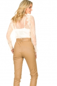 Sofie Schnoor    Lace top Vienne   natural    Picture 7