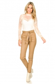 Sofie Schnoor    Lace top Vienne   natural    Picture 3