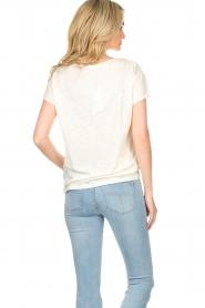 Set | T-shirt Lala | wit  | Afbeelding 5