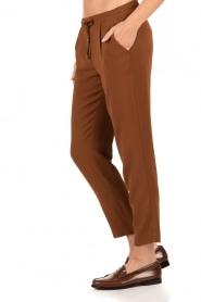Dante 6 | Pantalon Dawson | bruin  | Afbeelding 4