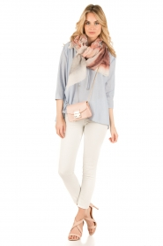 Set |  Oversized blouse Romy | blue  | Picture 3