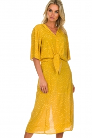 Des Petits Hauts | Skirt Espiza| yellow  | Picture 4