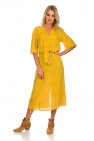 Des Petits Hauts | Skirt Espiza| yellow  | Picture 3