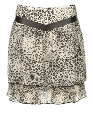 Liu Jo | Skirt with print Manuel | animal print  | Picture 1