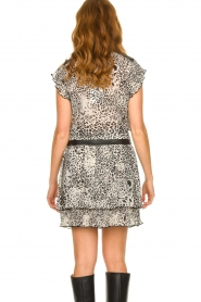 Liu Jo | Skirt with print Manuel | animal print  | Picture 6