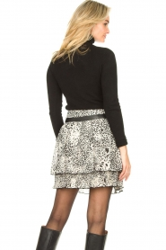 Liu Jo | Skirt with print Manuel | animal print  | Picture 5