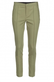 Set |  Trousers Clair | green  | Picture 1