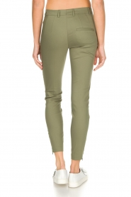 Set |  Trousers Clair | green  | Picture 5