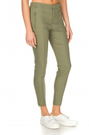 Set |  Trousers Clair | green  | Picture 4