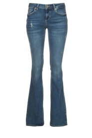 Flared jeans Kareen | blue