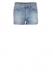 Denim shorts Juul | blauw