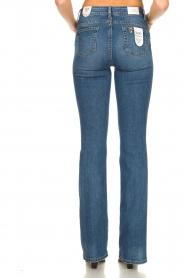 Liu Jo |  Flared jeans Rosa | blue  | Picture 7