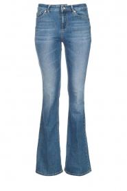 Liu Jo |  Flared jeans Rosa | blue  | Picture 1