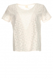 Top Zaoua | white